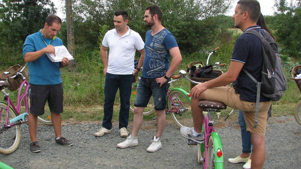 Balade vélo du Houblon Sauvage