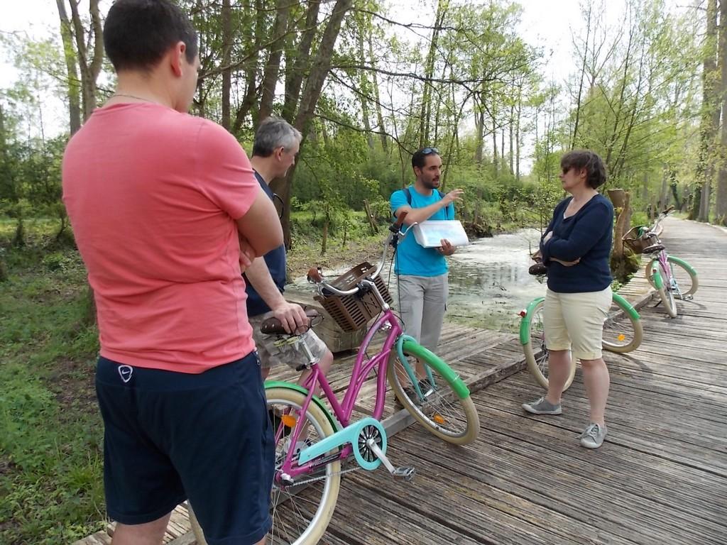Balade vélo de la Venise Verte