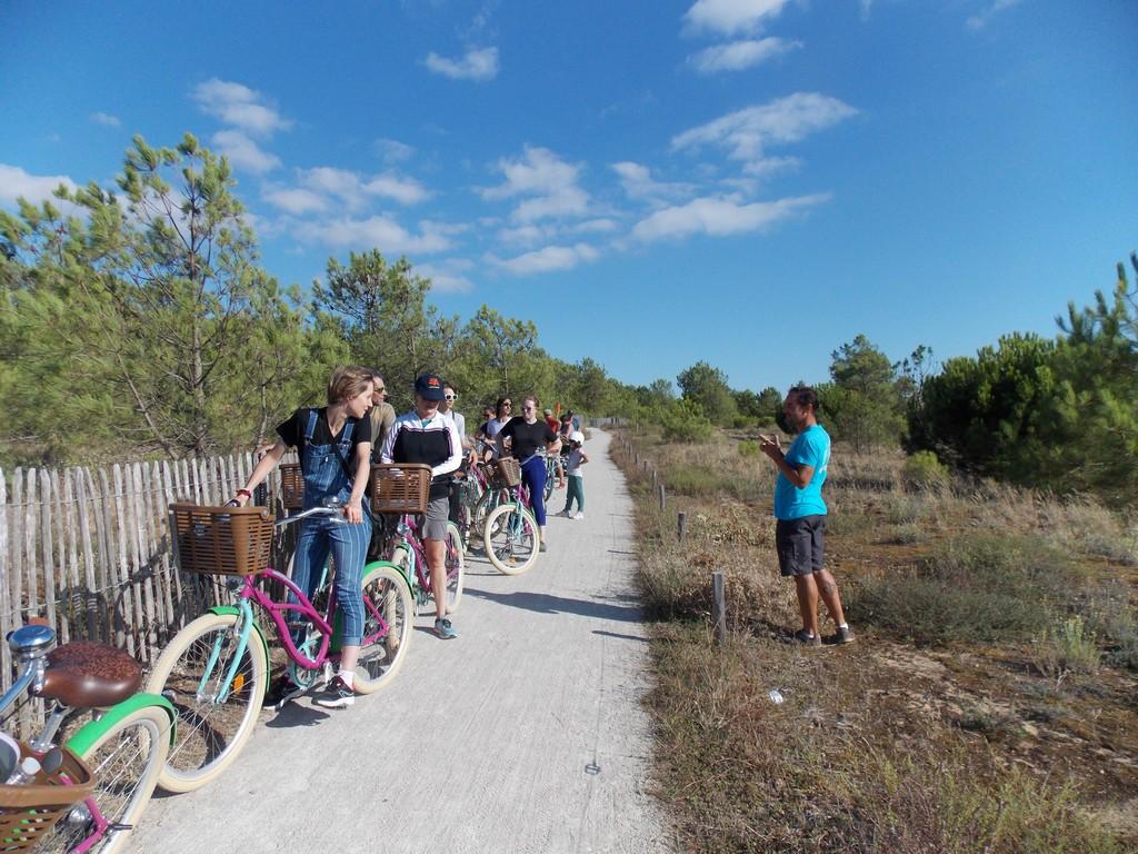 Balade vélo de la Presqu'île